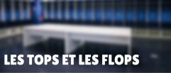 Bordeaux - Brest : les tops et les flops