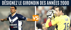 Finale Girondins : Pauleta vs Ulrich Ramé