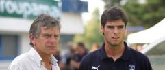 """Christian Gourcuff évoque son fils : """"Oui, il a connu le meilleur à Bordeaux"""""""