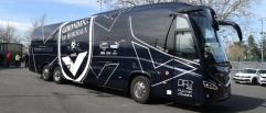 Les Girondins mettent leur bus à disposition de l'ARS