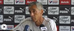 """Paulo Sousa : """"Otavio est un joueur qui apprend et s'améliore beaucoup"""""""