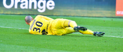 Euro Espoirs : Paul Bernardoni dans les buts face à l'Angleterre