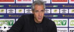 Paulo Sousa et la concurence dans l'effectif des Girondins