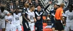 L'émotion d'Edson Mexer après son but face à Rennes