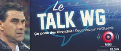 Le Talk WebGirondins ce soir avec Didier Tholot !