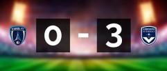 Féminines : Bordeaux bat le Paris FC