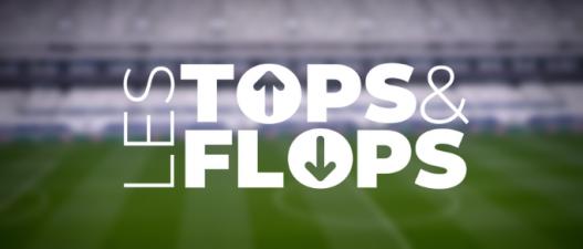 Les tops et les flops de Lorient-Bordeaux