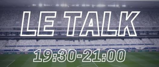 Le programme du Talk : semaine cruciale pour les Girondins et l'attaquant