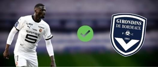 Les Girondins présentent Mbaye Niang à 13h