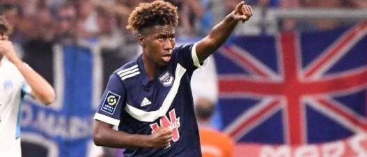 Un joueur des Girondins dans L'Équipe type de la 6e journée de Ligue 1