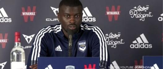 """Mbaye Niang : """"C'est une grosse opportunité que me donne les Girondins"""""""