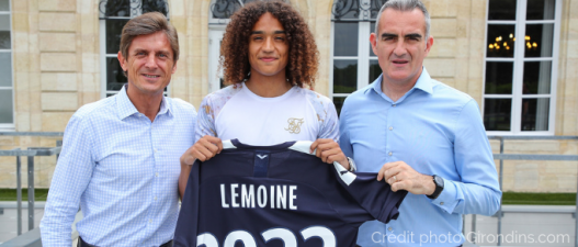 [Officiel] Gabriel Lemoine quitte les Girondins