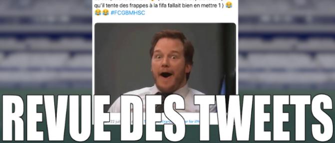 Revivez Bordeaux - Montpellier en 10 tweets