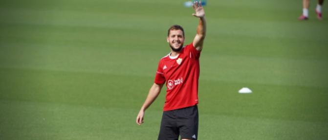Valentin Vada buteur avec son club espagnol