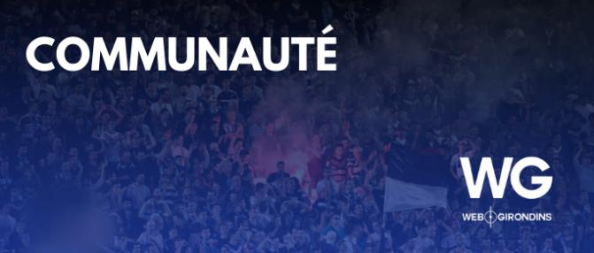 Communauté : vos commentaires de la semaine des Girondins