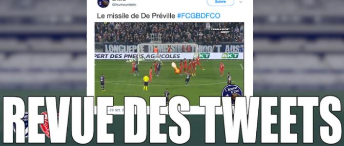 Revivez Bordeaux - Dijon en 10 tweets