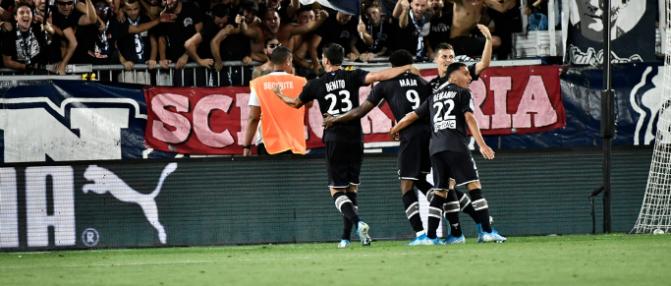 Les Girondins s'en sortent avec détermination  [Joueur par Joueur Bordeaux-Montpellier]