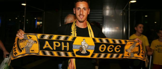 [Officiel] Daniel Mancini transféré à l'Aris Salonique
