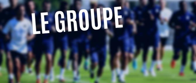 Bordeaux - Toulouse : le groupe des Girondins avec Lacoux et Bakwa