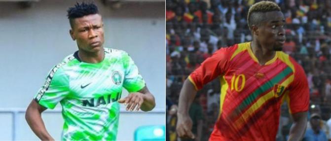 CAN 2019 : la Guinée de François Kamano face au Nigeria de Samuel Kalu