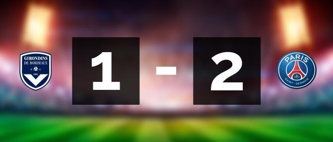 Terminé : Bordeaux - PSG