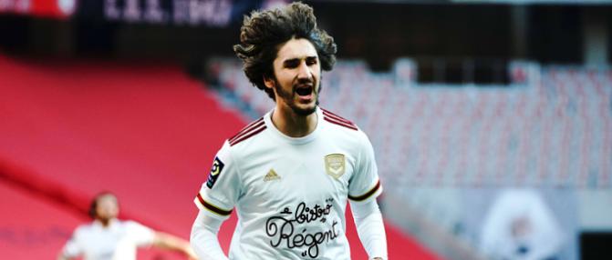 [VIDÉO] Les deux buts des Girondins face à Reims