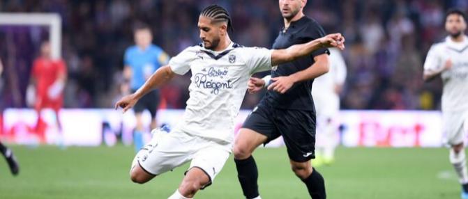 Bordeaux réagit au Stadium [1-3]