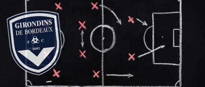 L'analyse tactique de Montpellier - Bordeaux