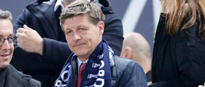 """Nicolas Florian : """"Je souhaite rencontrer les dirigeants de King Street au plus vite"""""""