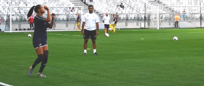 Fémnines : stage à Souston et match de préparation