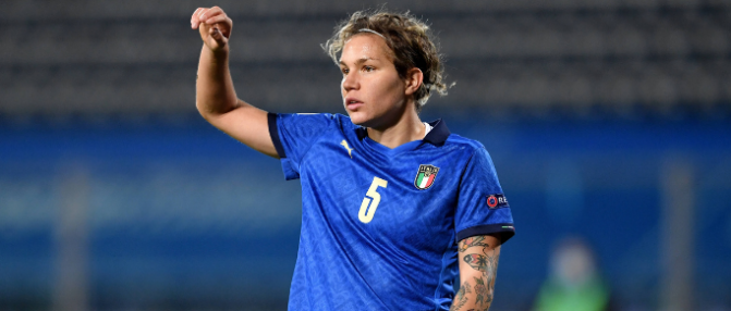 [Officiel] Féminines : Elena Linari rejoint l'AS Roma