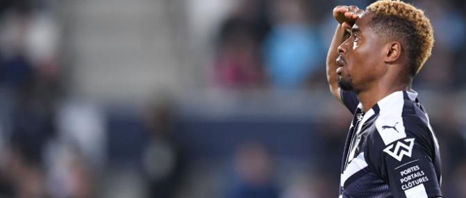 Mercato : Accord Bordeaux - Sampdoria pour François Kamano