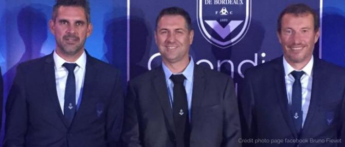 Bruno Fievet se porte candidat à la reprise des Girondins de Bordeaux