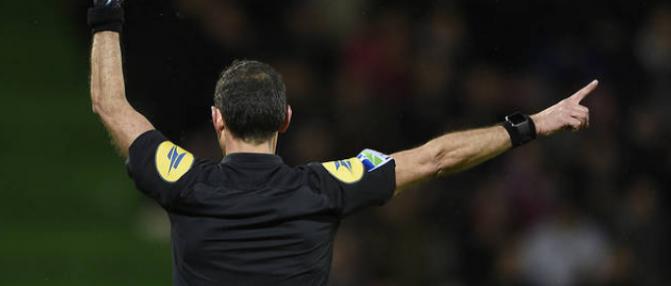 Nice - Bordeaux : les arbitres du match connus