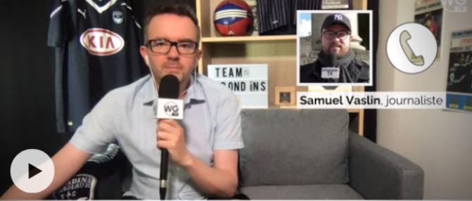 """Samuel Vaslin : """"Avoir un joueur comme Koscielny ce serait un très bon coup"""""""