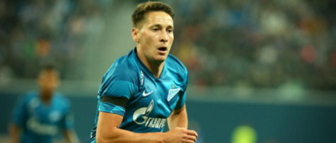 Mercato : Bordeaux suit un joueur du Zenit en fin de contrat
