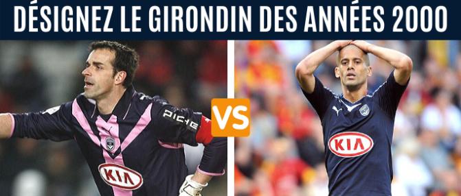 Tournoi Girondins : Ulrich Ramé vs Geraldo Wendel