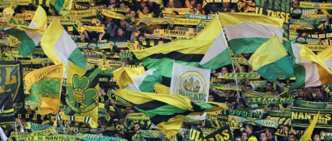 Bordeaux - Nantes : un arrêté préfectoral encadre le déplacement des supporters nantais