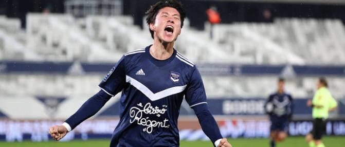 Top WG : Hwang Ui-jo homme du match