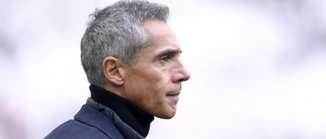 La réaction de Paulo Sousa après la défaite
