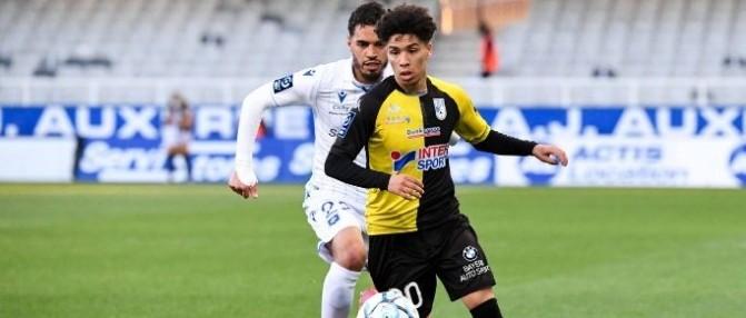 Mercato : Ilan Kebbal prolonge au Stade de Reims