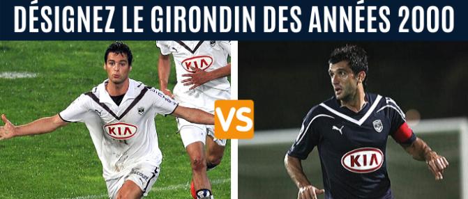 Tournoi Girondins : Yoan Gourcuff vs Fernando