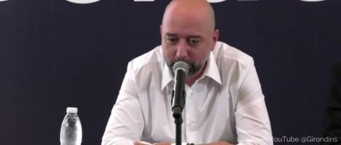 """Gérard Lopez : """"Comme il n'y a pas de décision prise sur l'entraîneur, il n'y en a pas non plus sur le système"""""""