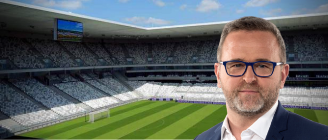 """Éric Barrère : """"Christophe Dugarry ferait un super directeur sportif chez les Girondins"""""""