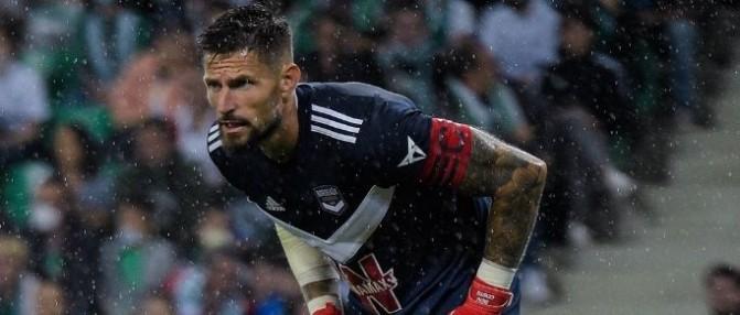 Les Girondins aimeraient prolonger les contrats de Benoît Costil et d'Otavio