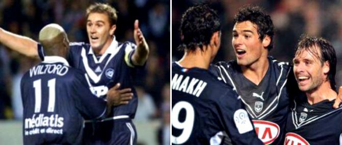 Girondins : fais ton mix 1999-2009