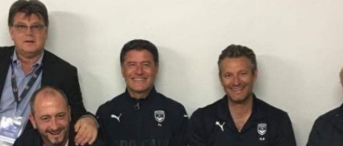 Jean-Luc Dogon nouvel entraîneur des U19 de Saint-Étienne