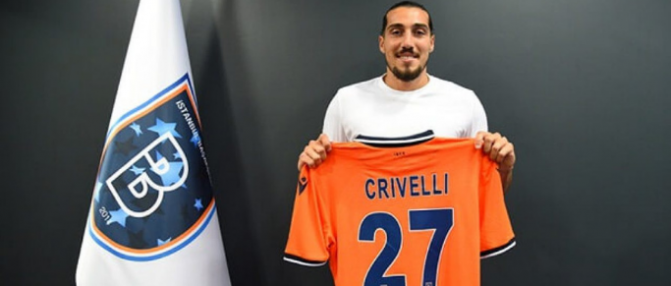 [Vidéo] Enzo Crivelli qualifie Basaksehir