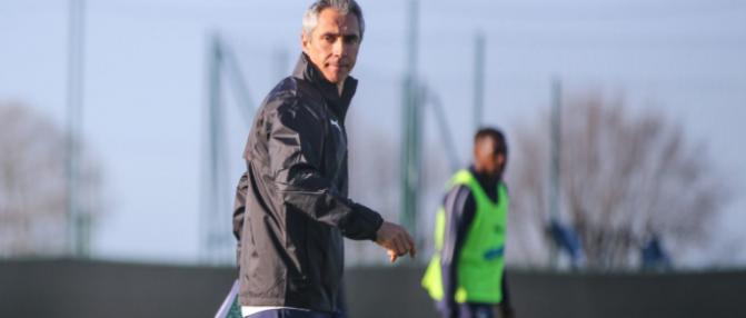 """João Gião sur Paulo Sousa : """"Il est un entraîneur très spécial"""""""