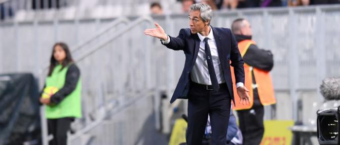 Paulo Sousa explique sa vision romantique du football
